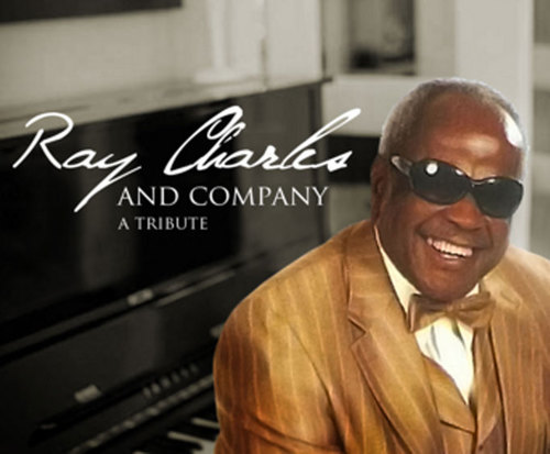Willie Nash stars as Ray Charles in the upcoming Ray Charles and Company: A Tribute