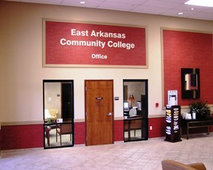 Wynne Center East Arkansas Community College Forrest City Ar